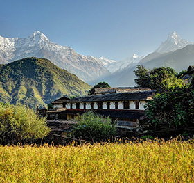Annapurna Base Camp Trekking featured
