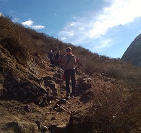 Helambu langtang trek