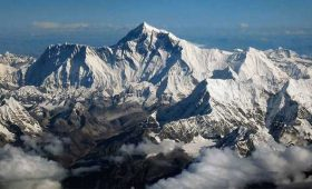 Everest Base Camp Weather and Climate