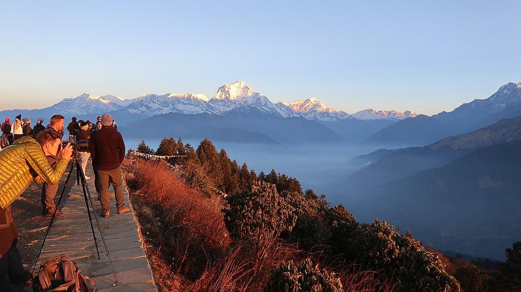 Poon hill sunrise - Poon Hill best short treks in nepal