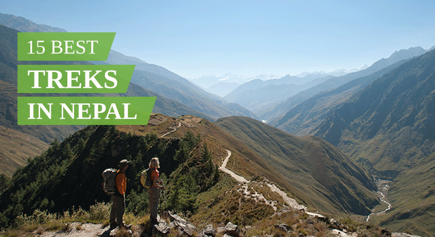 Best Treks in Nepal - Most Popular Ones