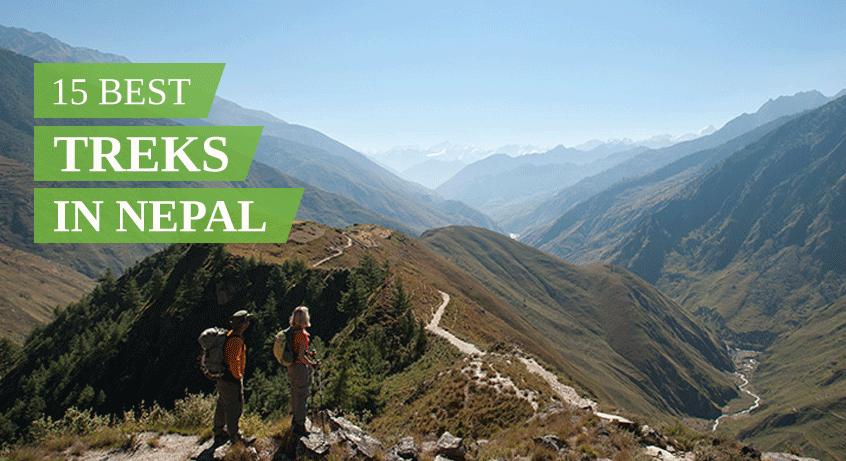 Best Treks in Nepal - Most Popular Ones