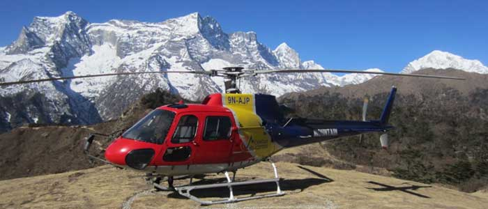 Image result for Kongde Panoramic Heli-Sightseeing