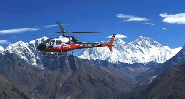 Image result for Everest Panoramic Heli – Sightseeing