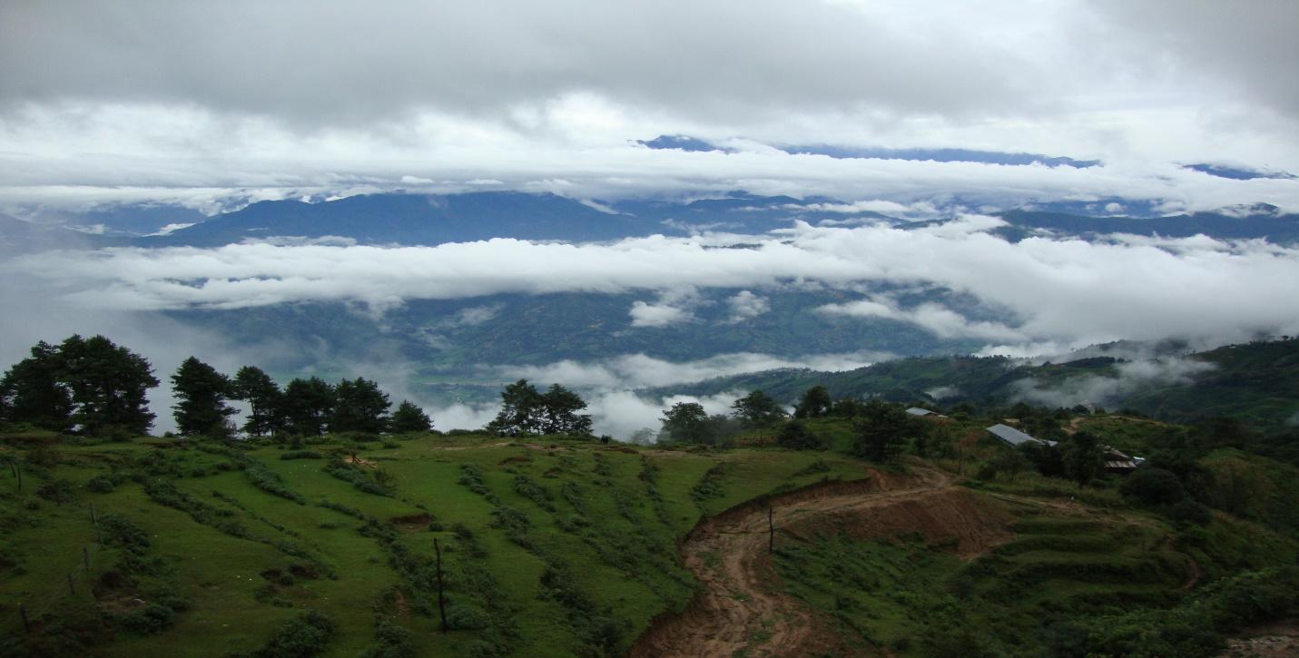 Trekking in Monsoon Season: From Late June to Mid-September