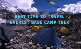 best time to go to base camp mt Everest