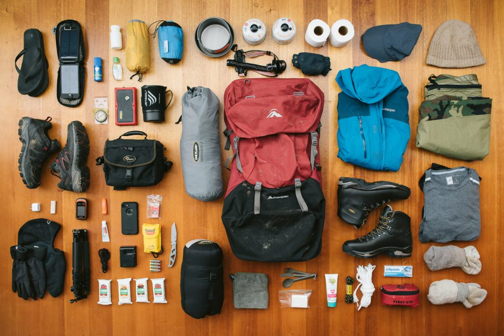 Packing list for Trekking in Nepal in September