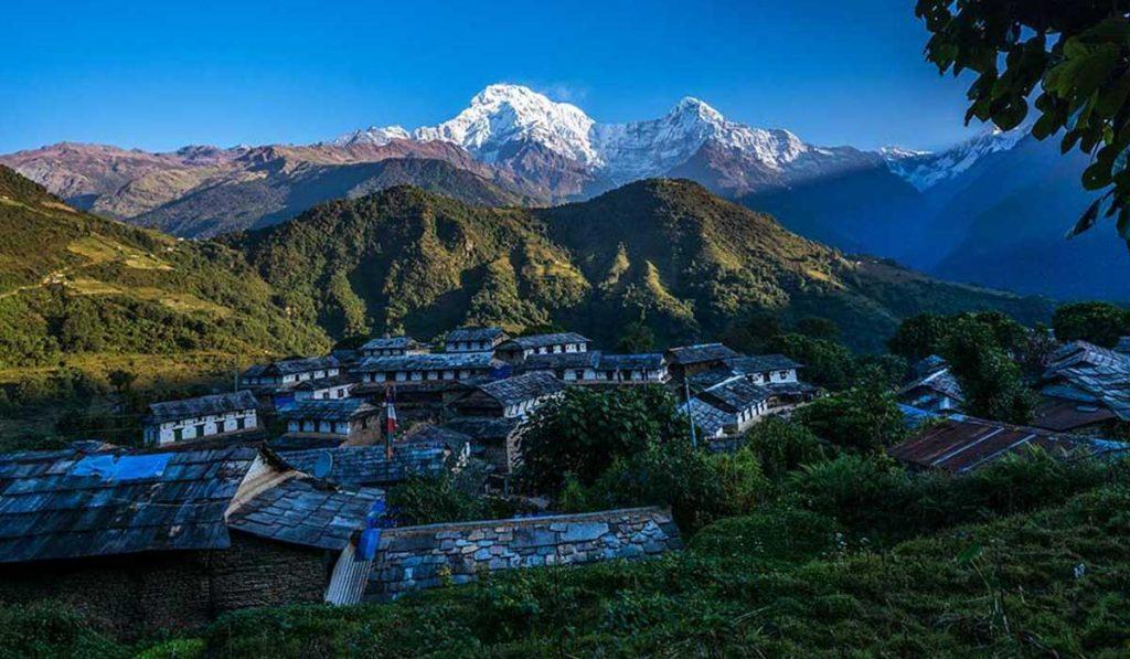 Poon Hill Trek 3 Days Trekking In Nepal with Kids