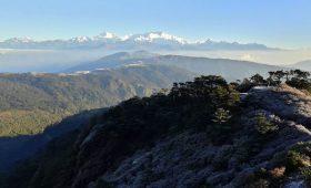Trekking Nepal in February