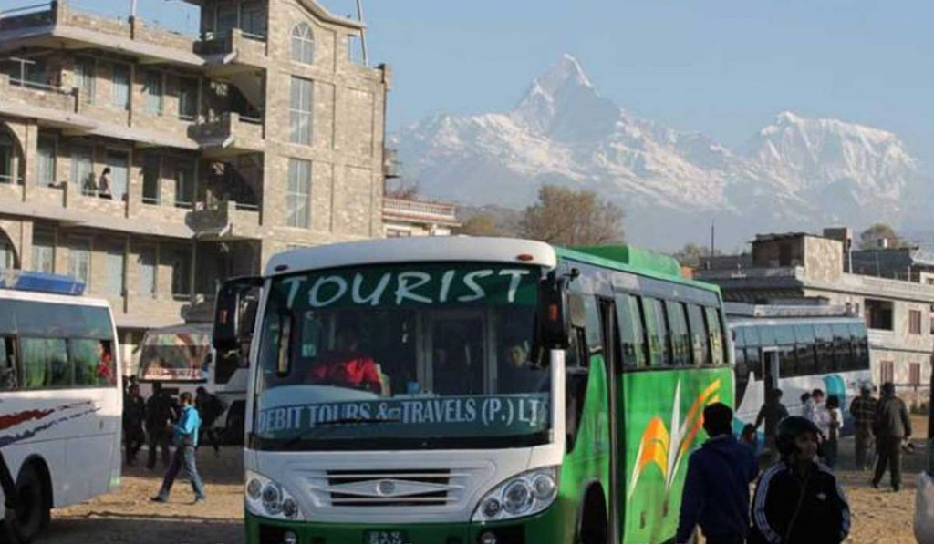 Trekking In Nepal Transportation