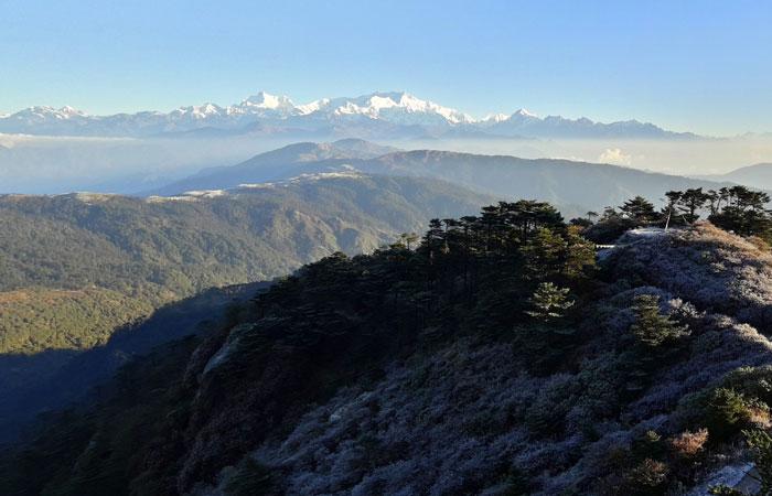 trekking nepal february