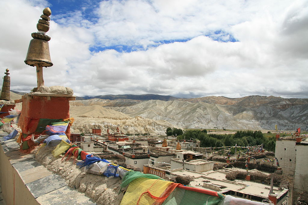 Upper Mustang trek Luxury Trekking in Nepal