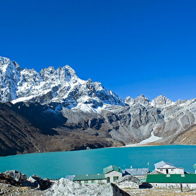 Gokyo Lake - Chola Pass - Everest Base Camp Trekking