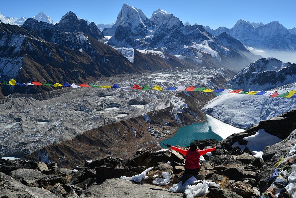 Gokyo Chola Everest Base Camp Luxury Trek