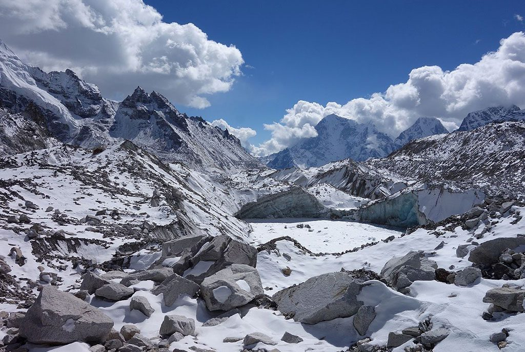Gokyo Lake – Chola Pass – Everest Base Camp Trekking4