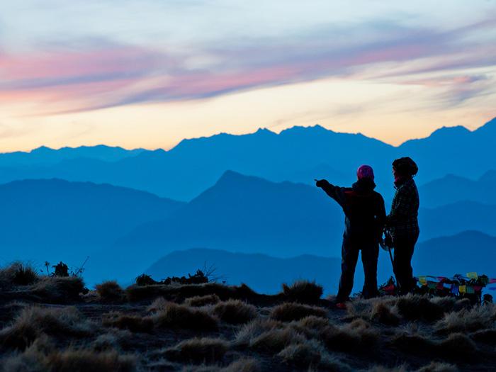 Poonhill-Trekking