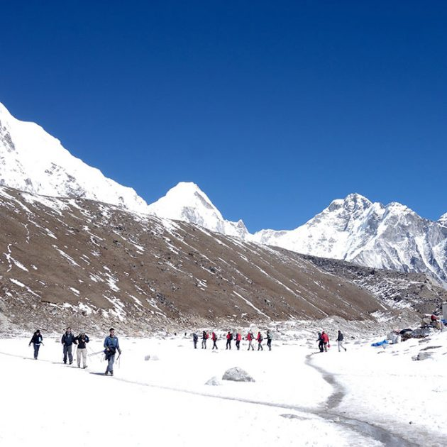 everest base camp luxury trekking