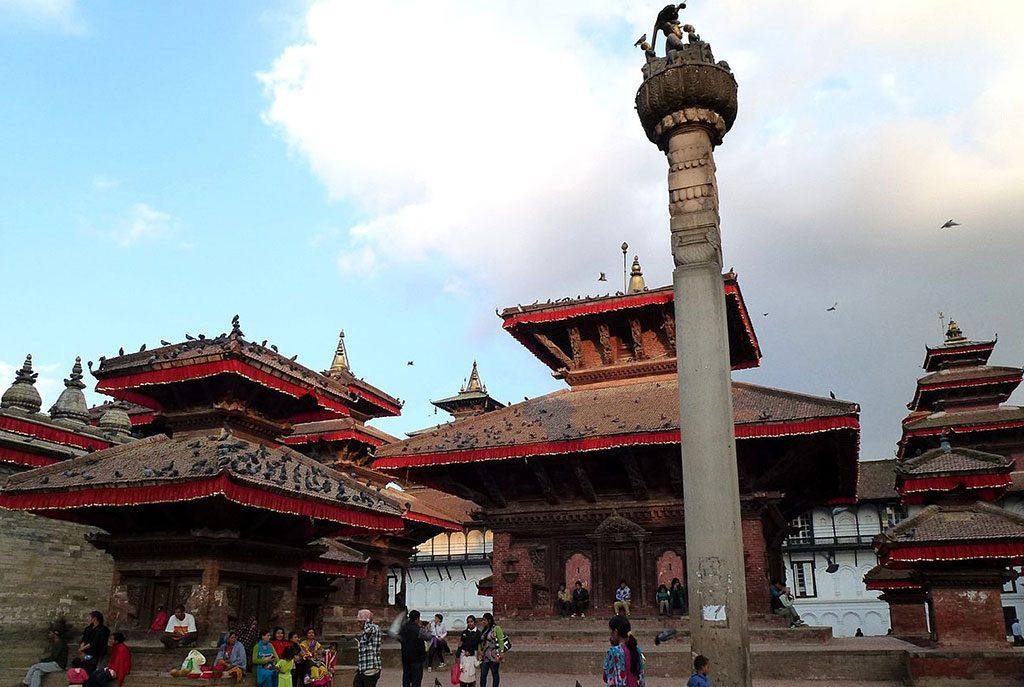 kathmandu city sightseeing