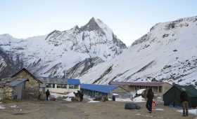 Annapurna Base Camp Itinerary