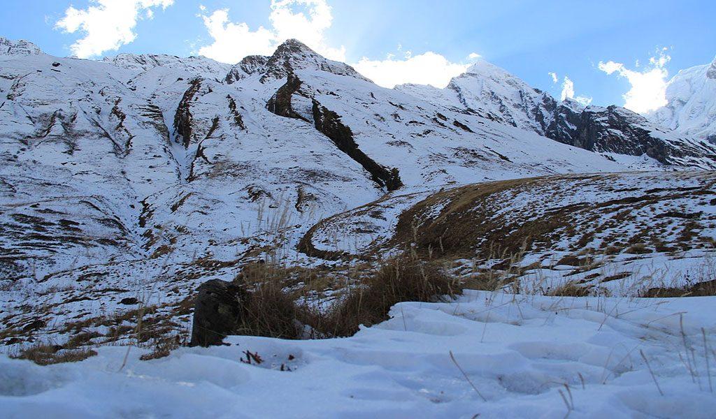 Annapurna Base Camp Temperature December