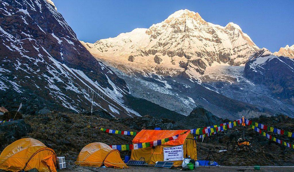 Annapurna Base Camp Weather September