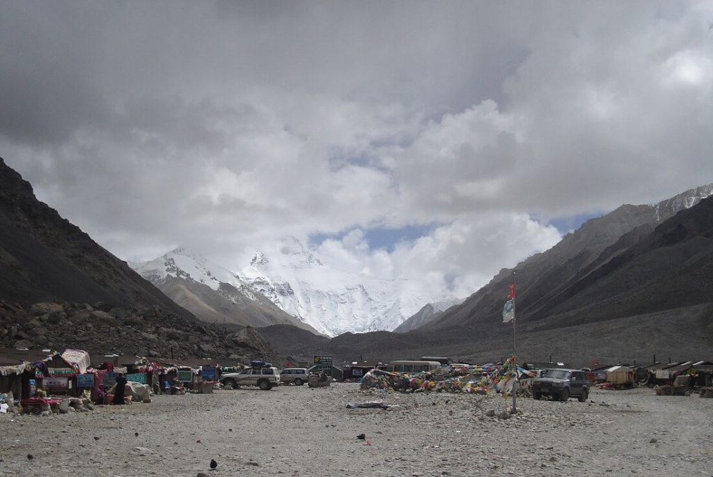 Tibet Tour - EBC Trek from Tibet