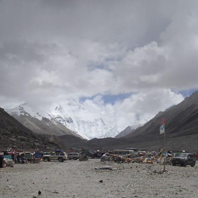 Tibet Tour - EBC Trek from Tibet