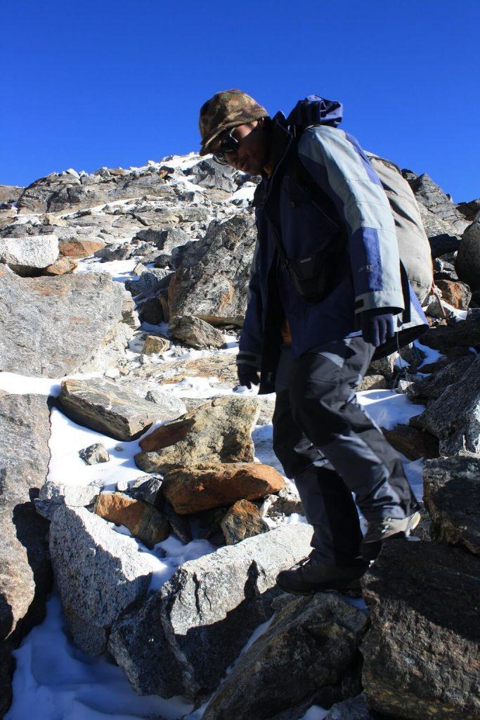 mera peak climbing 1