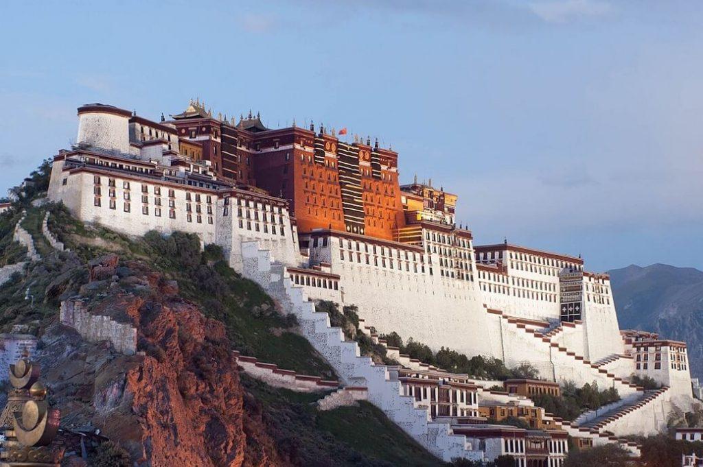 tibet 8 days 2
