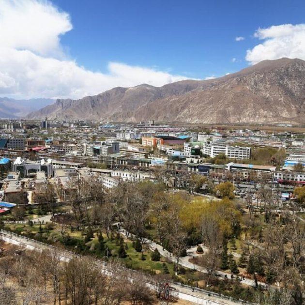 tibet tour 4 days