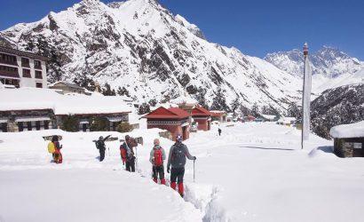 Everest Base Camp Trek Accomodation