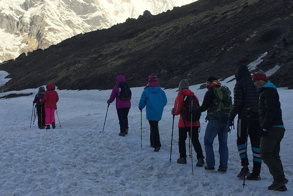 Annapurna Base Camp Trek, What to Bring