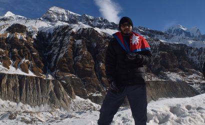 Annapurna Base Camp Trek Weather