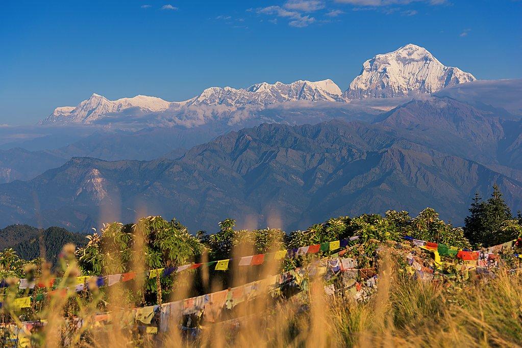 Trekking in Nepal for Female Travelers Ghorepani