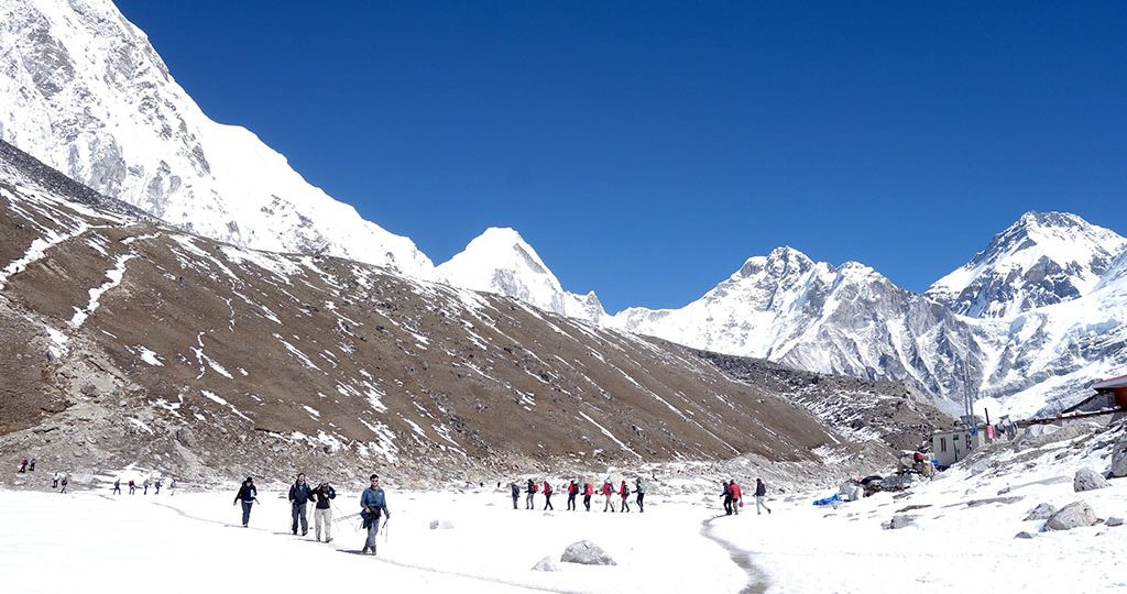 10 Days Everest Base Camp Trek Itinerary