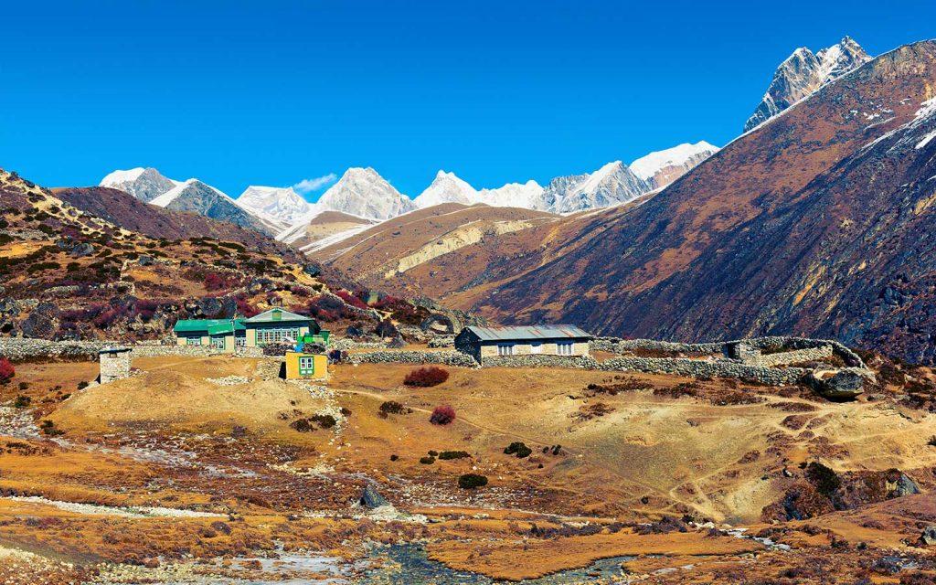 Everest Base Camp in June