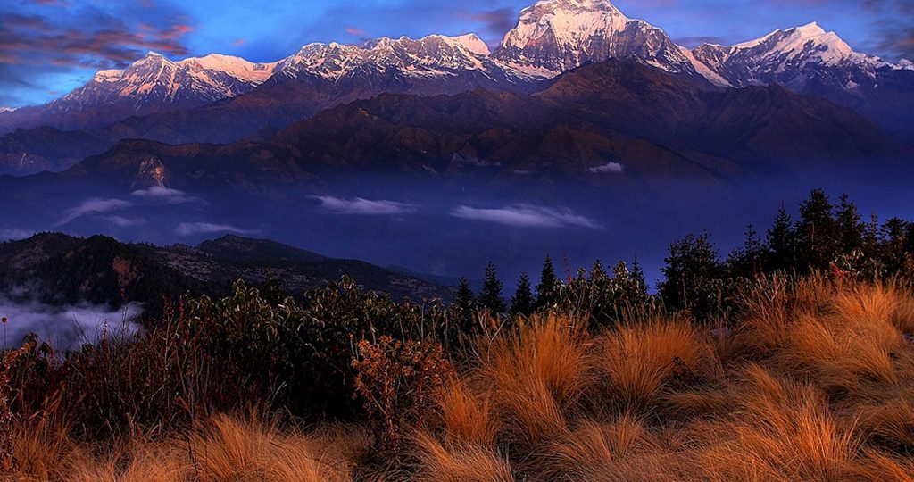 poon hill trek itinerary