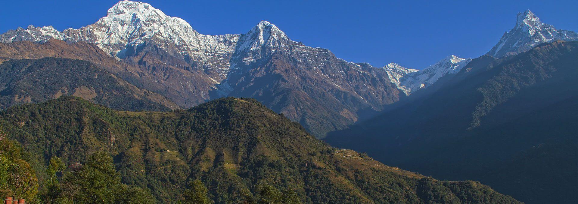 Himalayas on Foot