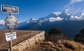 How to Reach Poon Hill from Kathmandu