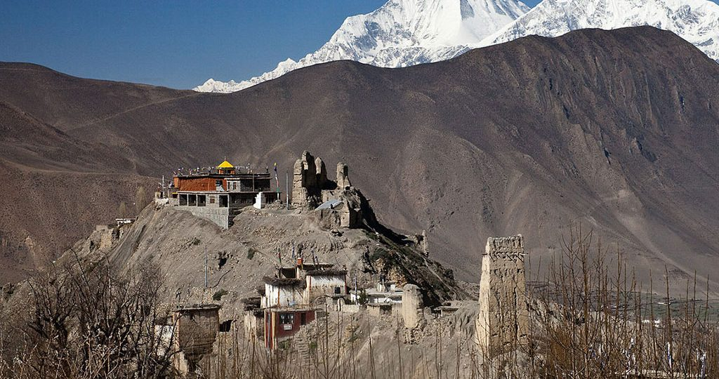 Mustang Nepal Weather and Temperature