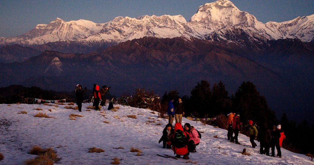 Poon Hill Weather November and December