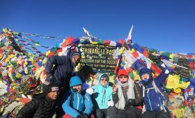 Annapurna Circuit Trekking Difficulty