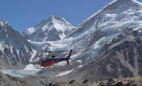 everest base camp tour with landing