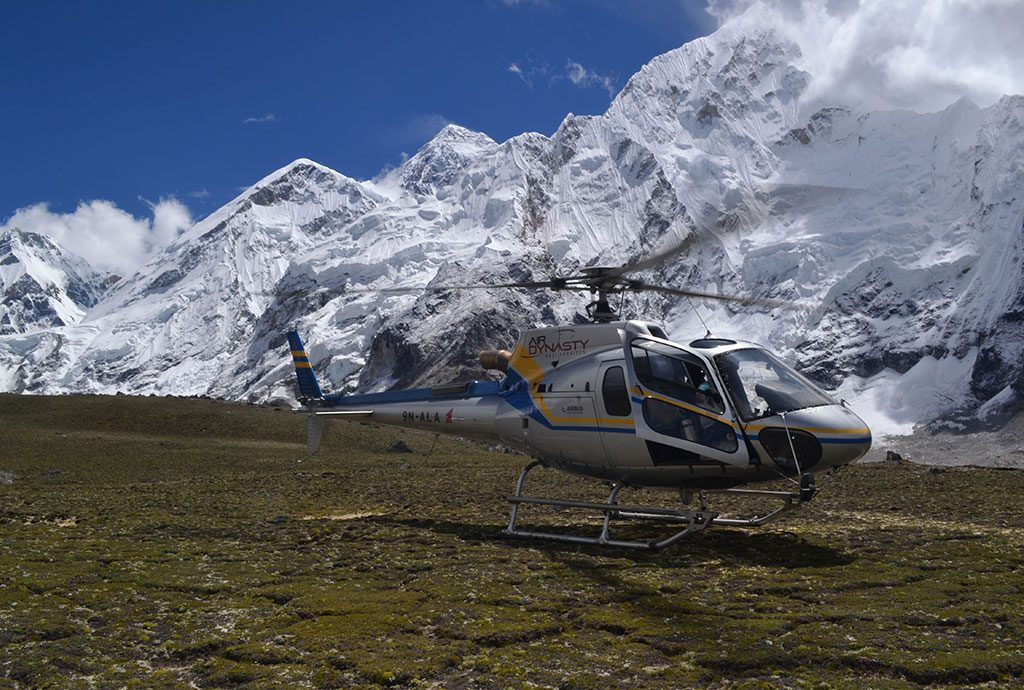 luxury trekking and tours in nepal