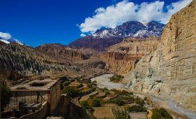 How to Get to Mustang Nepal