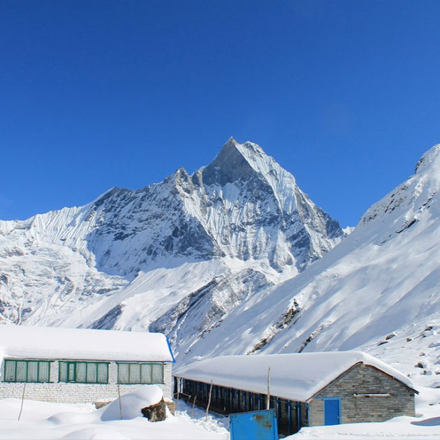 annapurna base camp trek with poon hill