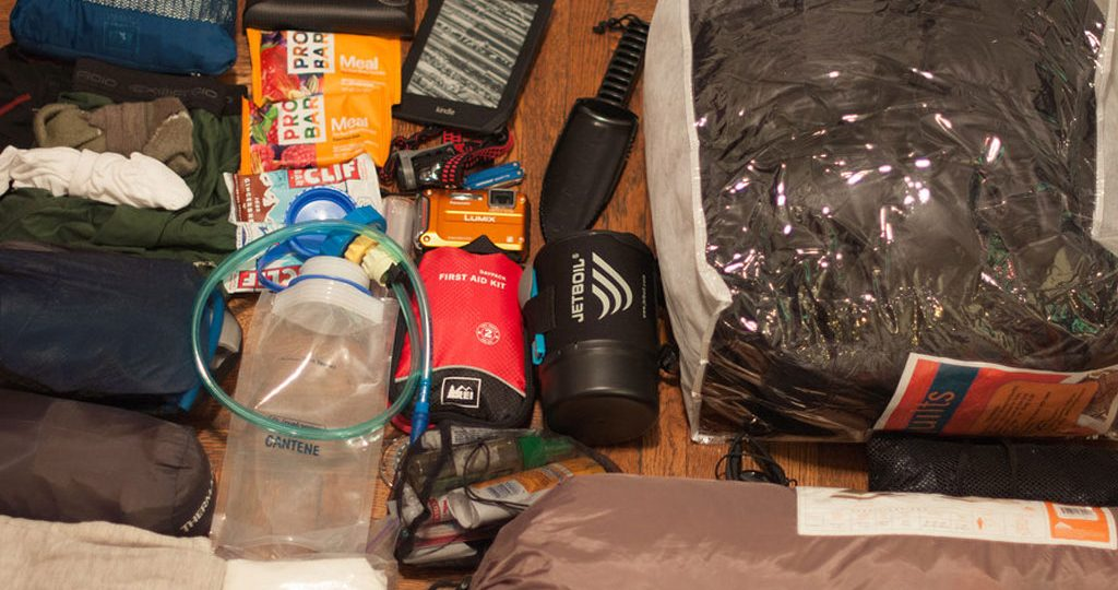 manaslu circuit trek packing list