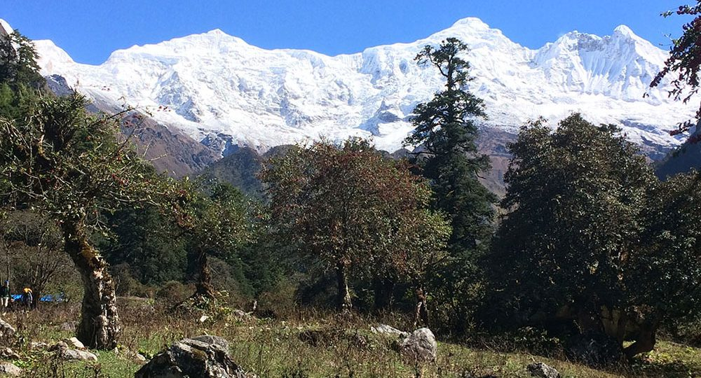 Manaslu Trek Weather and Temperature