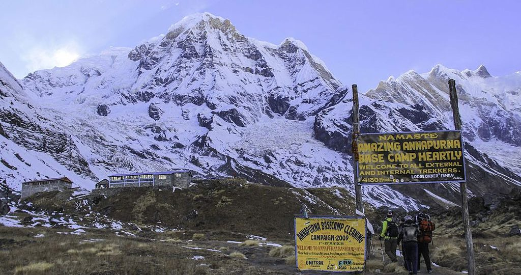 Annapurna Base Camp Trek 10 Days