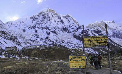 Annapurna Base Camp Trek 10 Days